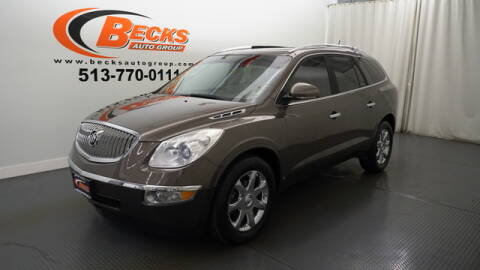2009 Buick Enclave for sale at Becks Auto Group in Mason OH