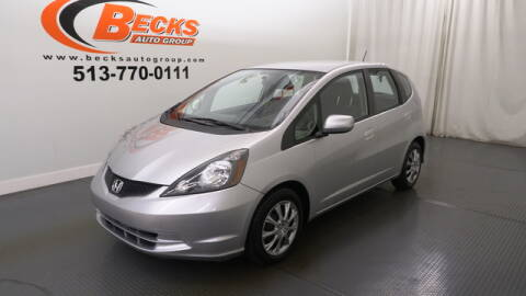 2013 Honda Fit for sale at Becks Auto Group in Mason OH