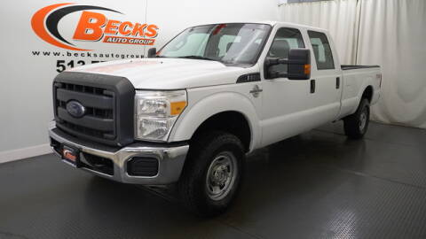 2013 Ford F-250 Super Duty for sale at Becks Auto Group in Mason OH
