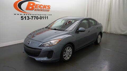 2012 Mazda MAZDA3 for sale at Becks Auto Group in Mason OH