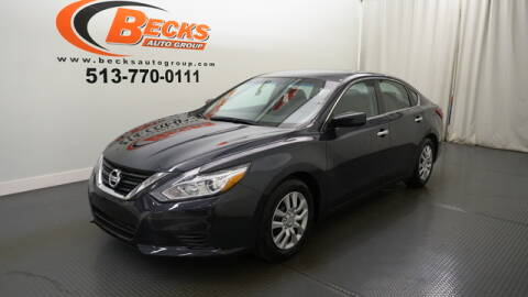 2018 Nissan Altima for sale at Becks Auto Group in Mason OH