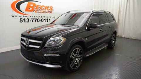 2015 Mercedes-Benz GL-Class for sale at Becks Auto Group in Mason OH