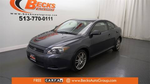 2005 Scion tC for sale at Becks Auto Group in Mason OH