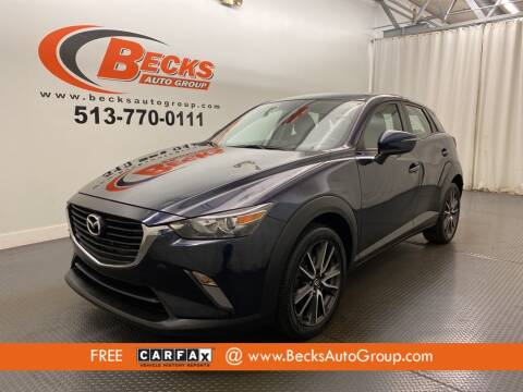 2017 Mazda CX-3 for sale at Becks Auto Group in Mason OH