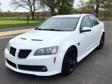 Pontiac G8 For Sale in Northbrook, IL - Sax Motorsports