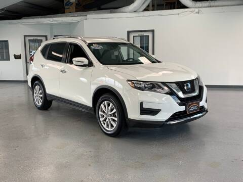 2019 Nissan Rogue SV for sale at All Things Automotive in Mcconnellsburg PA