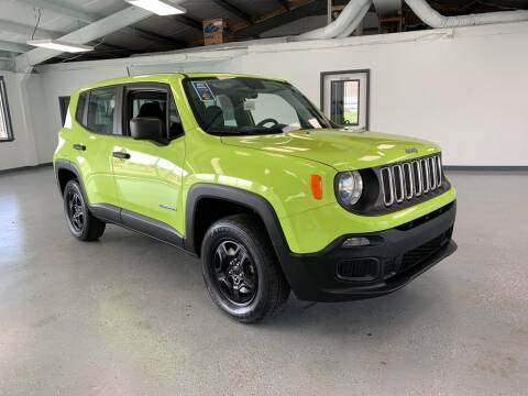 2018 Jeep Renegade Sport for sale at All Things Automotive in Mcconnellsburg PA