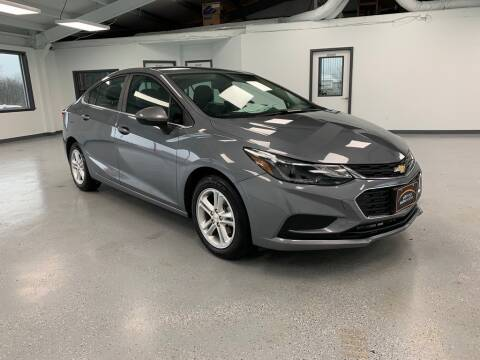 2018 Chevrolet Cruze LT Auto for sale at All Things Automotive in Mcconnellsburg PA