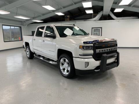 2018 Chevrolet Silverado 1500 for sale at All Things Automotive in Mcconnellsburg PA