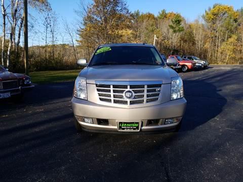 Cadillac Escalade For Sale in Greene, ME - L & R Motors