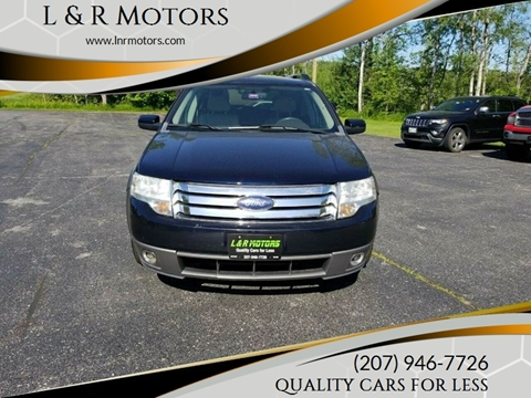 2008 Ford Taurus X for sale in Greene, ME