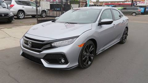 2017 Honda Civic for sale in San Diego, CA
