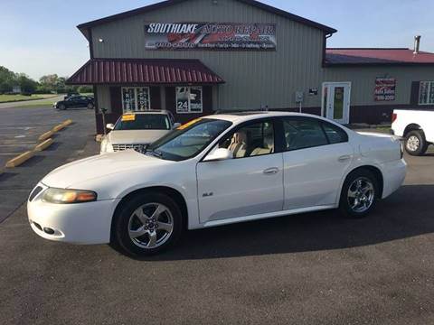2005 Pontiac Bonneville for sale in Hebron, IN