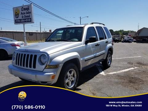 2005 Jeep Liberty for sale in Winder, GA