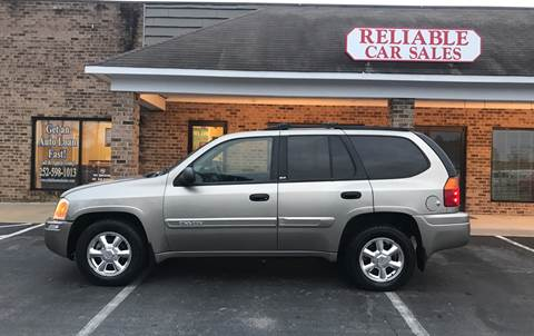 2003 GMC Envoy for sale in Henderson, NC
