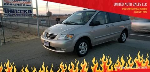 2001 Mazda MPV for sale in Boise, ID