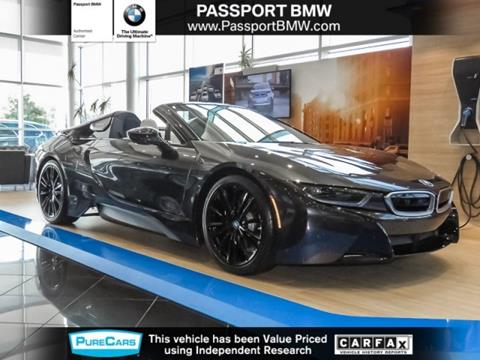Bmw I8 For Sale In Lynchburg Va Carsforsale Com