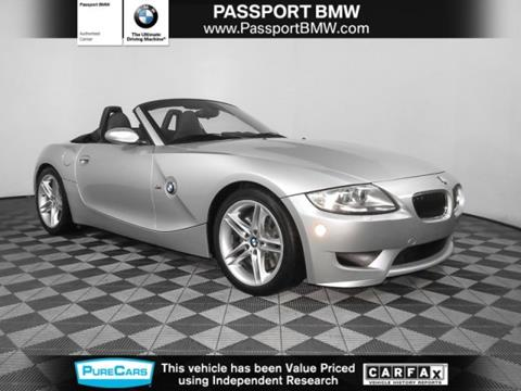 3c79c79a524b3b 2006 BMW Z4 M for sale in Marlow Heights