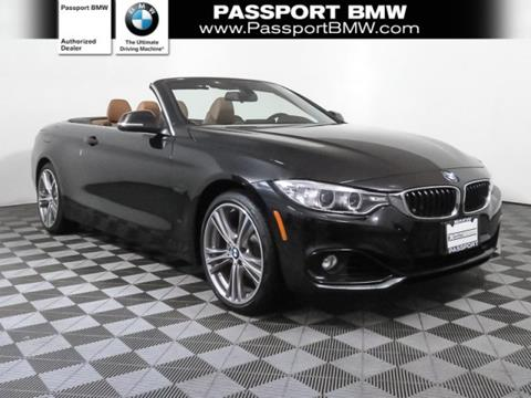 2016 BMW 4 Series for sale in Marlow Heights, MD