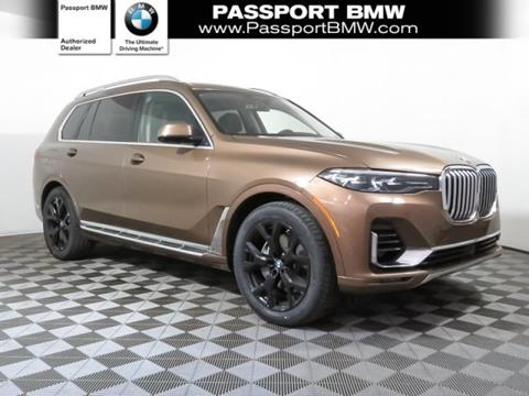 2019 BMW X7 for sale in Marlow Heights, MD