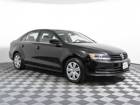 2017 Volkswagen Jetta for sale in Suitland, MD
