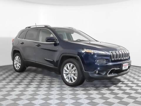 2016 Jeep Cherokee for sale in Suitland, MD