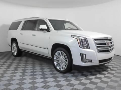 2016 Cadillac Escalade ESV for sale in Suitland, MD