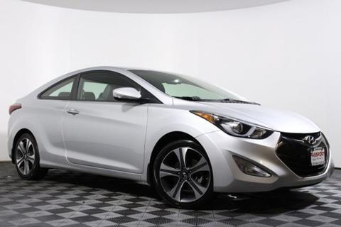 2014 Hyundai Elantra Coupe For Sale In Alexandria, VA
