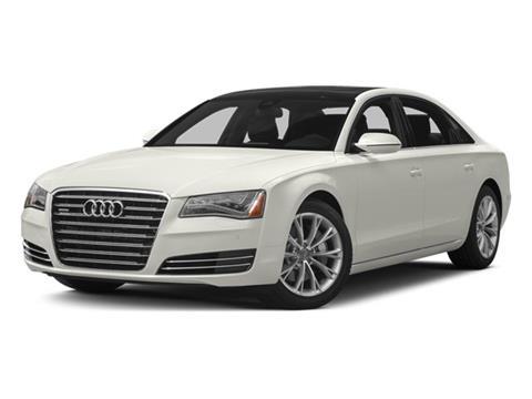 2013 Audi A8 L for sale in Alexandria, VA