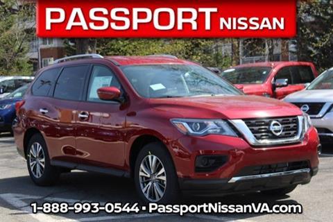 2018 Nissan Pathfinder For Sale In Alexandria, VA