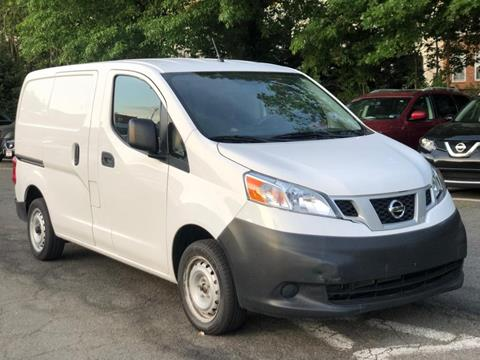 2017 Nissan NV200 for sale in Alexandria, VA
