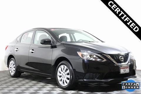 2019 Nissan Sentra for sale in Alexandria, VA