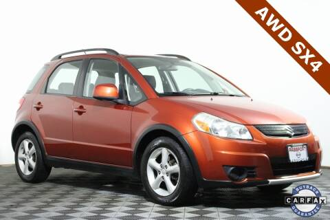 2008 Suzuki SX4 Crossover for sale in Alexandria, VA