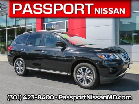 2018 Nissan Pathfinder For Sale In Marlow Heights, MD