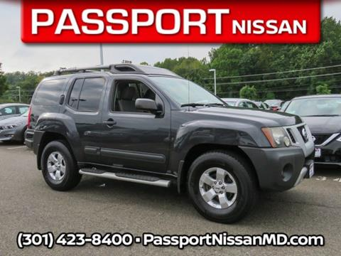 2011 Nissan Xterra For Sale In Marlow Heights, MD