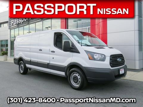 2018 Ford Transit Cargo for sale in Marlow Heights, MD