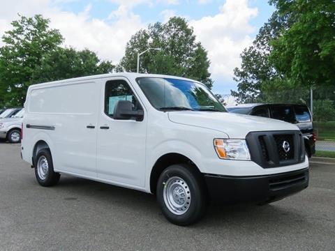 2019 Nissan NV Cargo for sale in Marlow Heights, MD