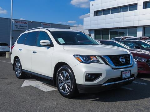 2019 Nissan Pathfinder for sale in Marlow Heights, MD