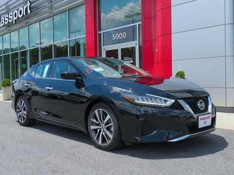 2019 Nissan Maxima for sale in Marlow Heights, MD