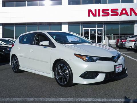 2017 Toyota Corolla iM for sale in Marlow Heights, MD