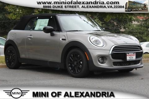 2020 MINI Convertible for sale in Alexandria, VA