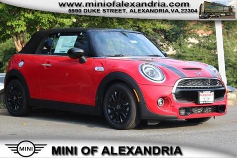 2020 MINI Convertible for sale in Alexandria, VA