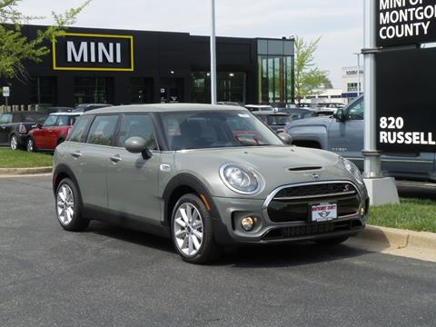 2019 MINI Clubman for sale in Gaithersburg, MD