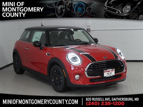 2019 MINI Hardtop 2 Door for sale in Gaithersburg, MD