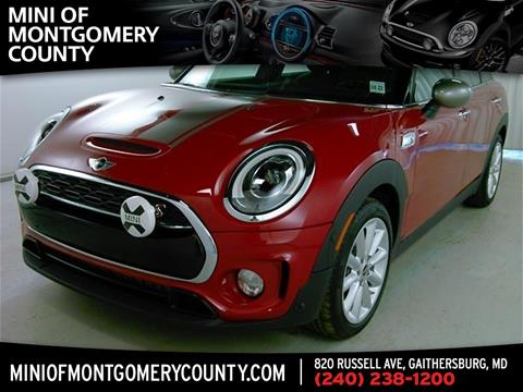 Used 2018 Mini Clubman For Sale Carsforsalecom