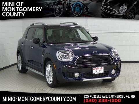 2019 MINI Countryman for sale in Gaithersburg, MD