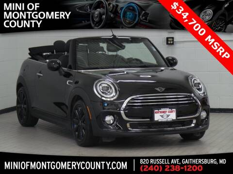 2019 MINI Convertible for sale in Gaithersburg, MD