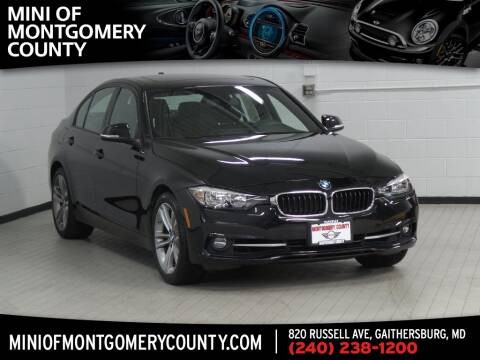 2016 BMW 3 Series for sale in Gaithersburg, MD