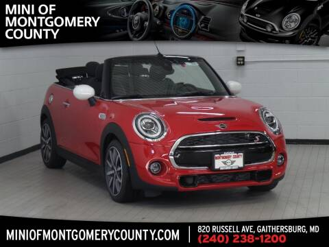 2020 MINI Convertible for sale in Gaithersburg, MD