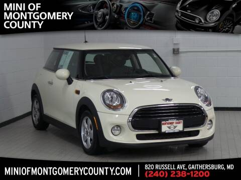 2016 MINI Hardtop 2 Door for sale in Gaithersburg, MD